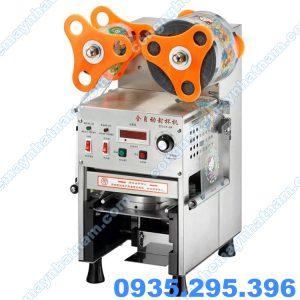 Máy dán miệng cốc tự động ET-Q9 (NNMC-05) uy tín - chất lượng cao !