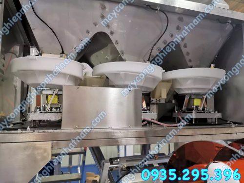 Máy đóng gói túi lọc 2 lớp hàn siêu âm 4